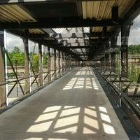 Photo taken at Rockville Metro Station by Jaron H. on 5/22/2012