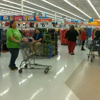 Photo taken at Walmart Supercenter by Vanessa A. on 3/3/2012