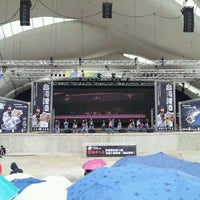 Photo taken at 圓滿戶外劇場 Fulfillment Amphitheatre by Brian H. on 4/28/2012