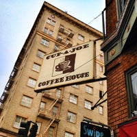 Photo taken at Cup-A-Joe Coffee House by Matt M. on 8/18/2012