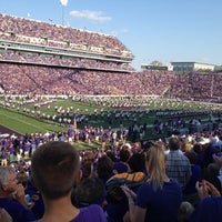 Photo taken at Kansas State University by Jesse B. on 9/3/2012