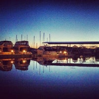 Photo taken at Pier 121 Marina by David H. on 3/24/2012