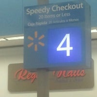 Photo taken at Walmart Supercenter by Deejay on 4/19/2012