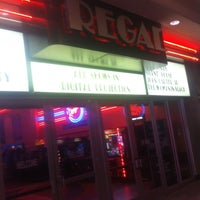 Photo taken at Regal Cinemas Knoxville Center 10 by Christie S. on 3/10/2012
