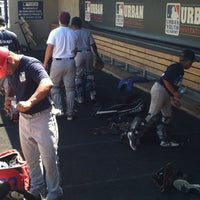 Photo taken at MLB Urban Youth Academy by Robert M. on 8/19/2012