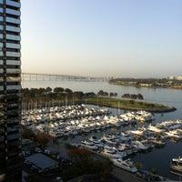 Photo taken at Marriott Marquis San Diego Marina by Scott D. on 4/6/2012