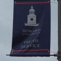 Photo taken at Howard University by Grace H. on 7/20/2012