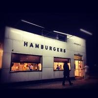 Photo taken at Greene's Hamburgers by chezbro on 6/24/2012