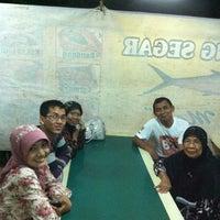 Photo taken at Bandeng Segar Mbak Mar by Bagus M. on 2/29/2012