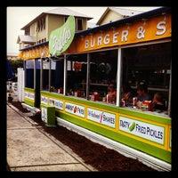 Photo taken at Pickles by Matt G. on 5/3/2012