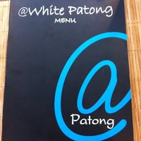 Photo taken at @ White Patong Hotel by Jakester A. on 4/4/2012