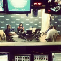 Photo taken at Europe 1 by Stéphane C. on 5/30/2012