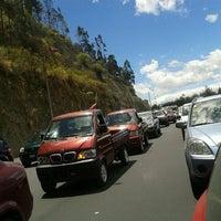 Photo taken at Autopista Simón Bolivar by LuNi T. on 9/1/2012