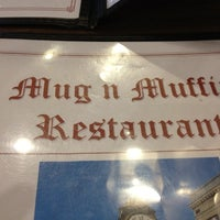 Photo taken at Mug 'N Muffin by JM H. on 5/3/2012