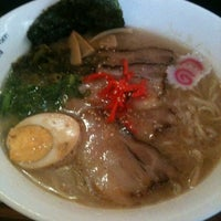 Photo taken at Ramen Ya by Ming L. on 3/30/2012
