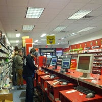 Photo taken at CeX Boston by Tom N. on 3/31/2012