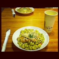 Photo taken at Noodles & Company by Sabrina O. on 8/7/2012