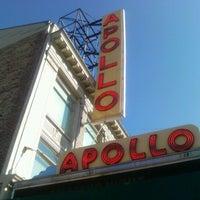 Photo taken at Apollo Theater by Corella P. on 2/18/2012