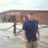 Photo taken at Joe's Lobster and Fish Mart by Denise M. on 6/26/2012