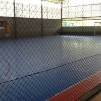 Photo taken at Rigafara futsal centre by Victory S. on 8/3/2012
