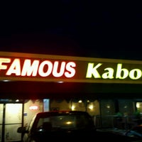 Photo taken at Famous Kabob by Todd R. on 9/6/2012