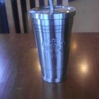 Photo taken at Starbucks by Greg B. on 8/22/2012