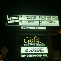 Photo taken at Bethel Cinema by Green N. on 7/4/2012