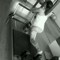 Photo taken at Corpore Center Pilates by Damyeska A. on 4/2/2012