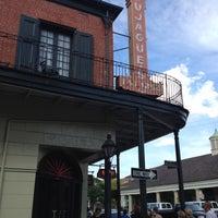 Photo taken at Tujague's Restaurant by Lynne V. on 4/20/2012