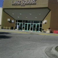Photo taken at Lake Square Mall by Patty K. on 2/14/2012