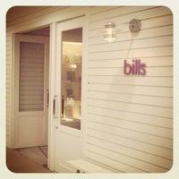 Photo taken at bills Odaiba by mokyyyyyna on 3/1/2012