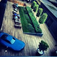 Photo taken at The MET Hotel by Tasos P. on 6/14/2012