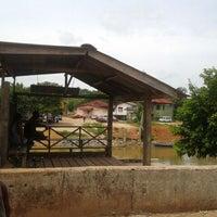 Photo taken at Pasar Minggu Munok by Azizi on 6/11/2012