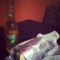 Photo taken at Mission Burrito by Max (ハスキー) on 9/13/2012