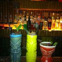 Photo taken at Tiki Bar by Ms. O. on 6/30/2012