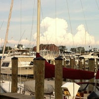 Photo taken at Annapolis Yacht Club by Skip C. on 8/9/2012