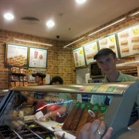 Photo taken at Subway by Ivailo on 8/26/2012