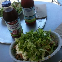Photo taken at Chipotle Mexican Grill by Eszter T. on 8/26/2012