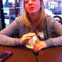Photo taken at Lulu's Frozen Yogurt by Katrina S. on 5/13/2012