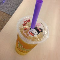 Photo taken at Tea One - Bubble Tea by Kristyna K. on 5/21/2012
