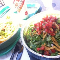 Photo taken at Cafe Rio by Laura K. on 8/5/2012