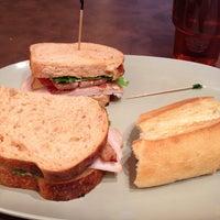 Photo taken at Panera Bread by Melissa T. on 8/2/2012