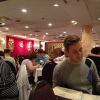 Photo taken at La Maison Kim Fung 金豐酒家 by Catherine B. on 5/5/2012
