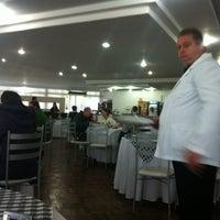 Photo taken at Restaurante Panorâmico da Fenac by Pedro S. on 7/7/2012