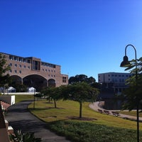 Photo taken at Bond University by Sachiko A. on 8/20/2012