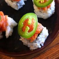 Photo taken at SushiStop by Ryan on 9/10/2012