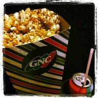 Photo taken at GNC Cinemas by Pamela G. on 3/25/2012