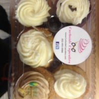 Photo taken at Curbside Cupcakes by Gwynne K. on 2/28/2012