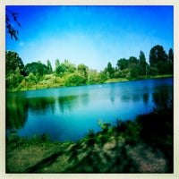 Photo taken at Trout Lake by Josephine Y. on 7/25/2012