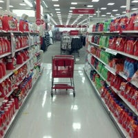 Photo taken at Target by Nathan G. on 2/23/2012